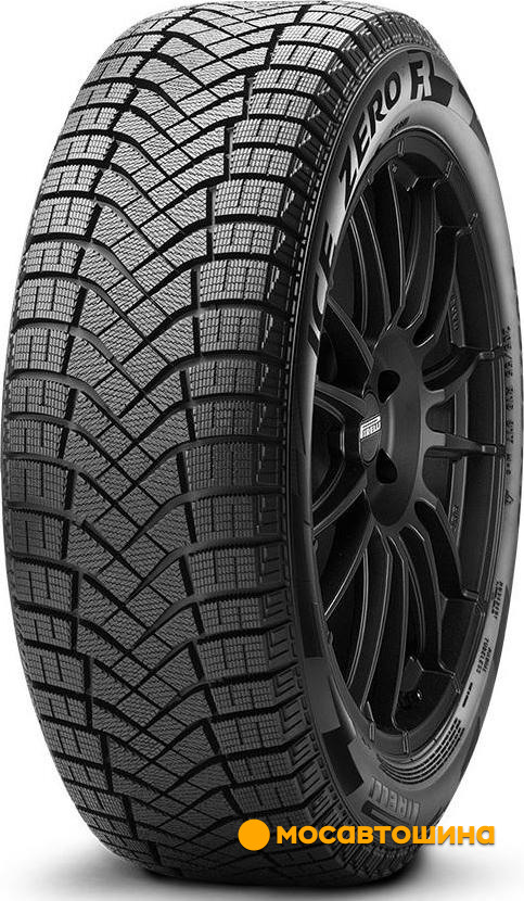 «имн¤¤ шина Pirelli Winter Ice Zero 275/40 R20 106T - фото 7