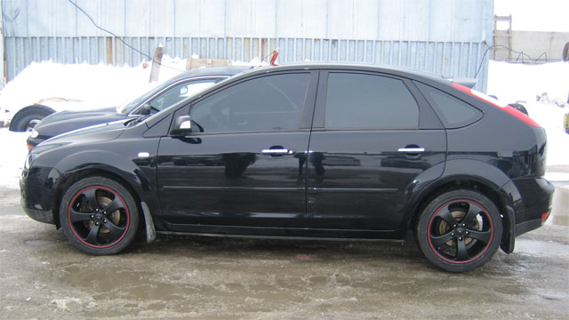 диски ford focus 2 r17