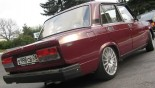 Колёсные диски OZ Racing Superturismo R16 на автомобиле VAZ 21061