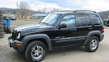 Колёсные диски American Racing Casino (AR383) R16 на автомобиле Jeep Liberty