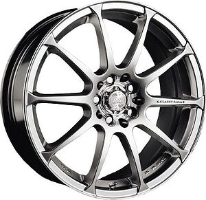 Диски Racing Wheels H-158