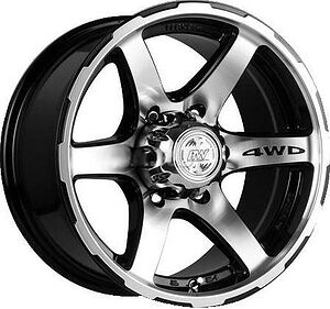 Диски Racing Wheels H-526