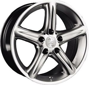 Диски Racing Wheels H-166R