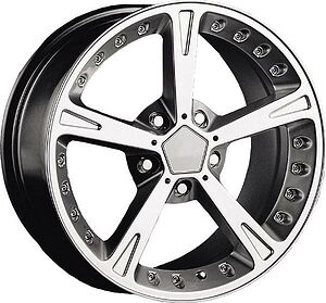 Диски Racing Wheels H-282