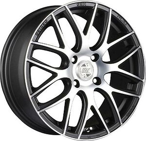 Диски Racing Wheels H-713
