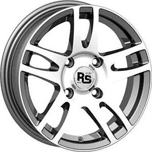 Диски RS Wheels 614