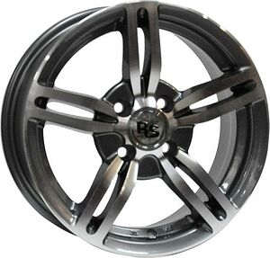 Диски RS Wheels 653