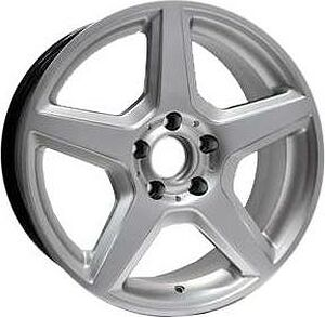 Диски RS Wheels S505