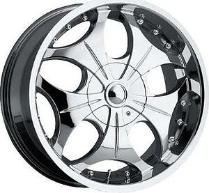 Диски VCT Wheel Luciano